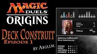 Hors-Série - Magic Duels - Deck Construit - E01 : Artefacts