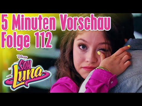 5 Minuten Vorschau - SOY LUNA Folge 112 || Disney Channel