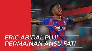 Sumbang Empat Gol untuk Barcelona, Ansu Fati Dapatkan Pujian dari Eric Abidal
