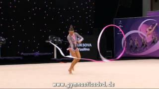 Gambar cover Vasilina Kuksova (EST) - Senior 38 - Miss Valentine Cup Tartu 2016