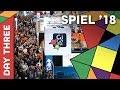 Welcome To A Mad Saturday At Essen SPIEL '18!