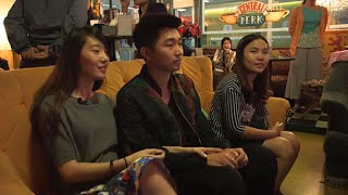 The Chinese Central Perk cafe where everyone's obsessed with Friends