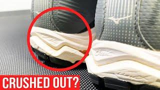 When to replace running shoes | Running shoe wear pattern