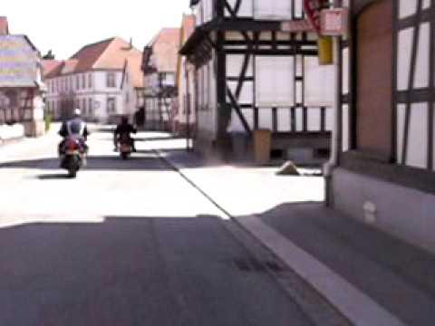 respect mutuelle entre motard