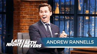Andrew Rannells Monopolized Obama When He Visited Hamilton