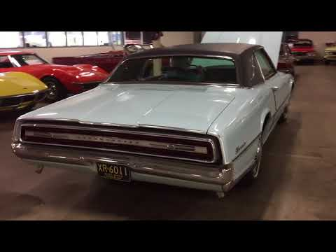 Video of '67 Thunderbird 2-Door Landau - LU7P
