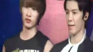 [SS3 Nanjing] [Fancam ]101113  Eunhae~ Eunhyuk Whispers To Donghae