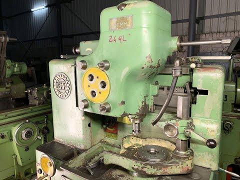 Demm SRI Gear Shaping Machine