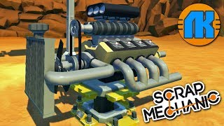 НОВЫЙ КРУТОЙ МОД ОТ Lord Pain \ GAME Scrap Mechanic \ FREE DOWNLOAD \ СКАЧАТЬ СКРАП МЕХАНИК !!!