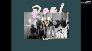 [THAISUB] LANY - you! แปลเพลง