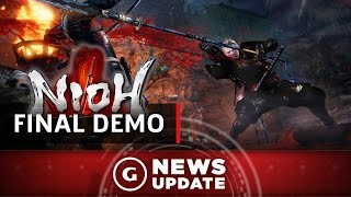 Nioh Last Chance Demo Coming This Weekend - GS News Update