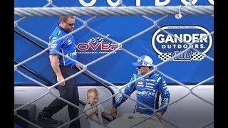 Driver Introductions DOVER Gander Outdoors 400  Oct.7,2018