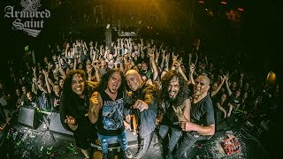 Armored Saint - March of the Saint & Tribal Dance - Seattle 6.10.16