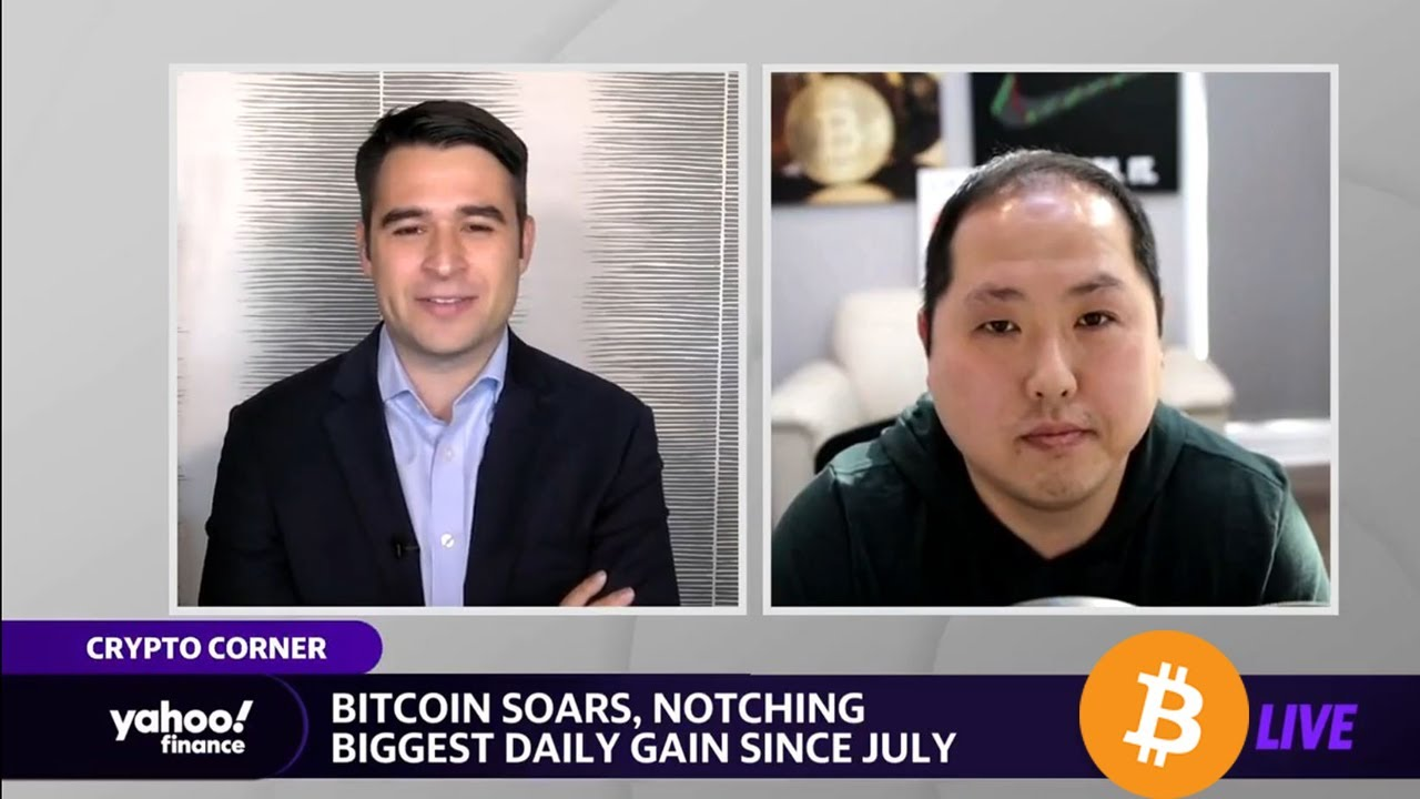 I Went on Yahoo Financing Live To Talk About Bitcoin thumbnail