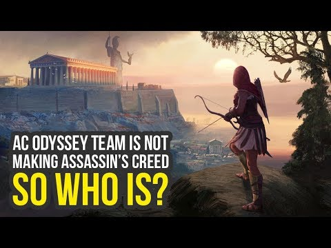 Assassin's Creed Odyssey Team IS NOT MAKING A New Assassin's Creed Game (Assassin's Creed Kingdom)