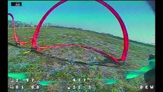 Tattu R-Line v3 6s 1300mah + 2450kv motors | FPV DRONE RACING