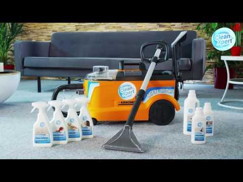Anwendungsvideo Teppichreinigung mit CleanXpert