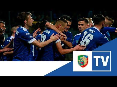 Skrót meczu Miedź Legnica - Stomil Olsztyn