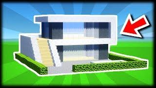 comment faire une maison moderne dans minecraft oximoz ...