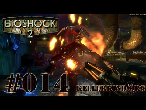 Bioshock 2 [HD|60FPS] #014 - Simon Wales ★ Let's Play Bioshock 2