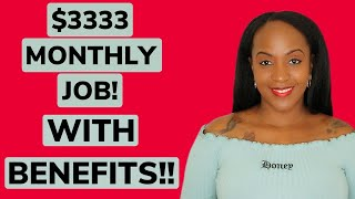 NO PHONE, NO SALES! NEW WORK FROM HOME JOB! *act fast*