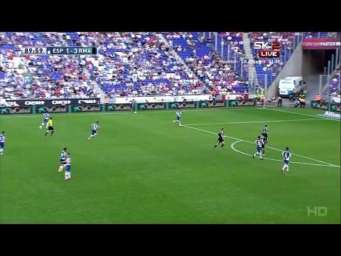 Espanyol vs Real Madrid 0-6 (La Liga 2015) Cristiano Ronaldo Goal HD