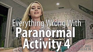 Download Youtube: Everything Wrong With Paranormal Activity 4 In 12 Minutes Or Less
