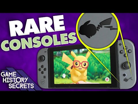 Gaming's Rarest Consoles – Game History Secrets
