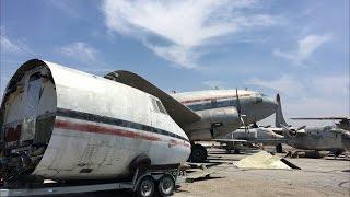 TDW 1440   Airplane Boneyard