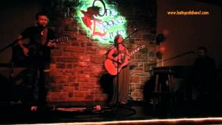 Haley Cole & Drew Womack - Hand of Fate - Live at The One Legged Crow (04/19/13)