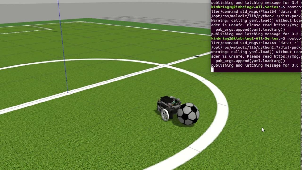 Jetbot soccer test4