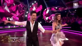 Dancing With the Stars. Taniec z Gwiazdami 9 - Odcinek 2 - Joanna i Jan