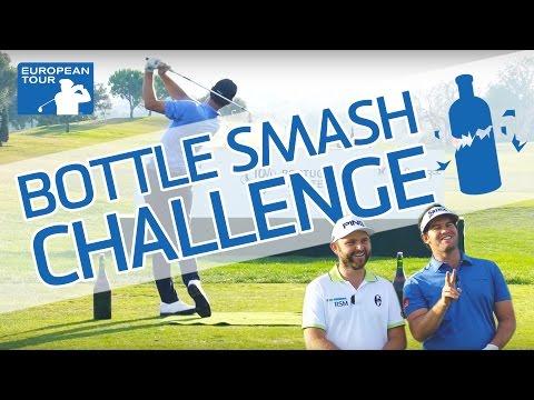Bottle smash challenge !