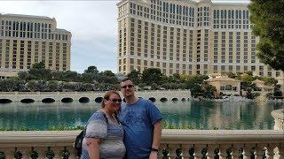 Walking Around The Bellagio Hotel & Casino - 2018 Vegas Vacation Day 3 Part 2 (3-27-18)