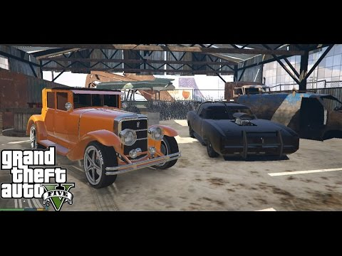 GTA 5 ✪ Rare Cars - Story Mode - Offline - Single Player  (PC)