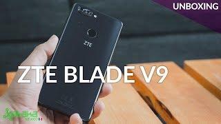 ZTE BladeV9, UNBOXING en México