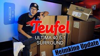 TEUFEL Ultima 40 TEST || Surround 5.1 Set - Ausgepackt und Ausprobiert
