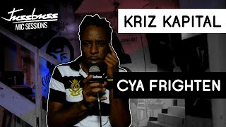 Kapital | Cyah Frighten | Jussbuss Mic Sessions | Season 1 | Episode 9