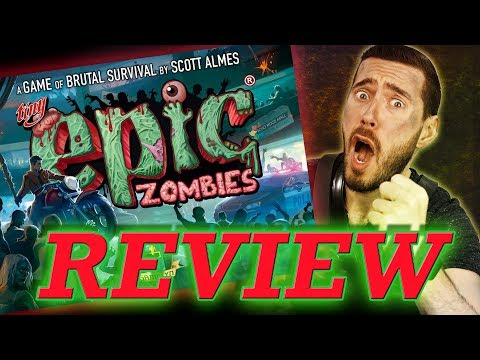 Review: Tiny Epic Zombies from Gamelyn Games