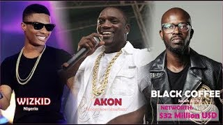 TOP 10 RICHEST MUSICIAN IN AFRICA IN 2020 with their networth
