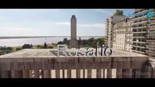 preview picture of video 'Rosario desde el Aire II'