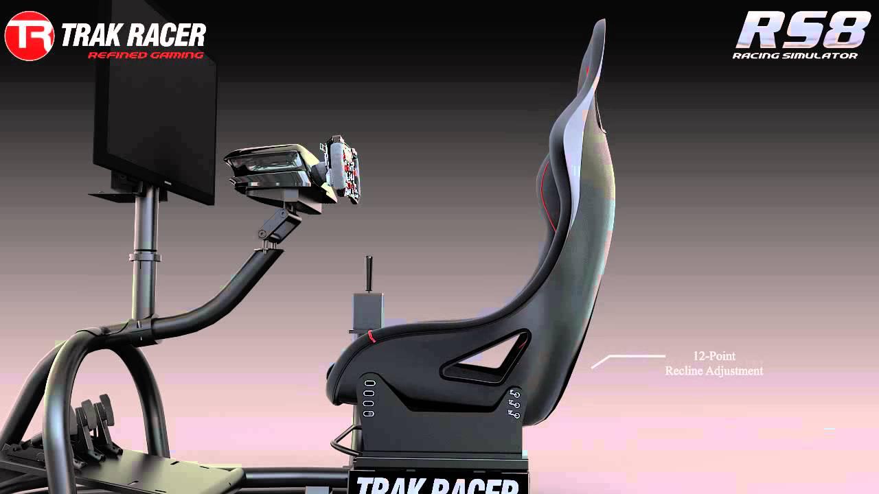 TRAK RACER RS8