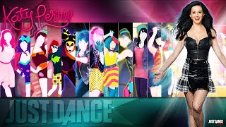 Just Dance | Katy Perry | JD1 - JD2016 | History in Just Dance