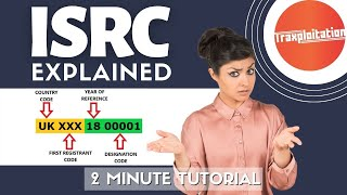ISRC Explained