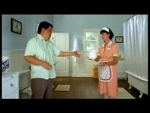 Scott Commercial for Scott Extra Soft (2008) (Television Commercial)