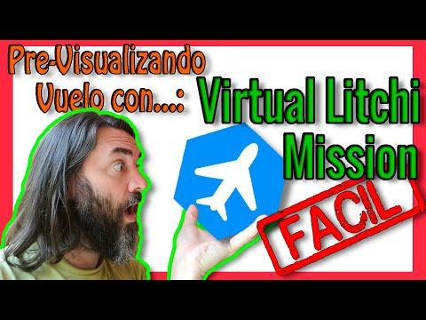 Litchi Mission Using Google Earth Pro & Litchi Mission Hub