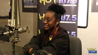 """Justine Skye: """"I'm Standing In My Truth"""""""