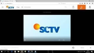 Download Video Cara Mudah Nonton Siaran TV SCTV Secara Online Tanpa Buffering MP3 3GP MP4