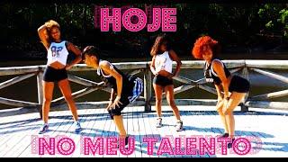 HOJE MC LUDMILLA X NO MEU TALENTO ANITTA - PLAY DANCE CLIPE OFICIAL(#PDANCE)