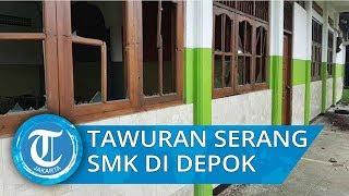 SMK di Depok Dirusak Massa, Diduga Balas Dendam Aksi Tawuran Tewaskan Seorang Pelajar